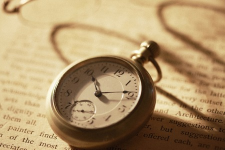 43809155 - pocket watch