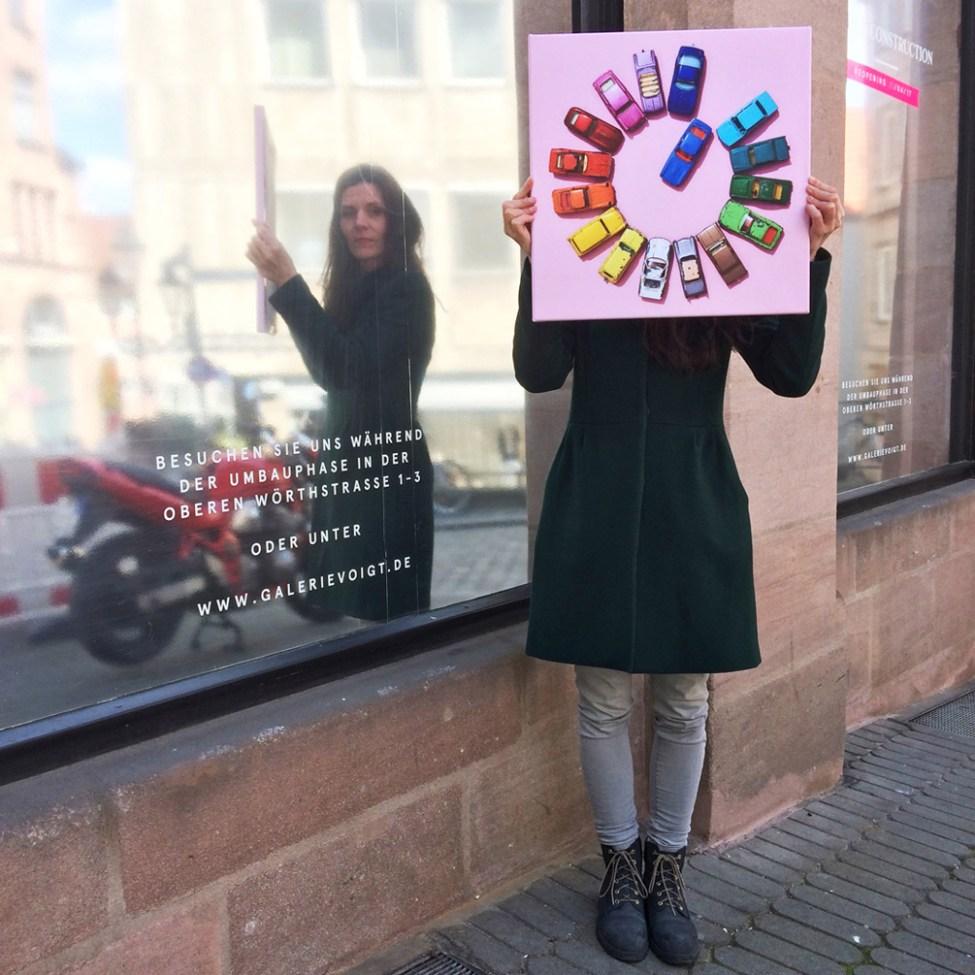 Galerie Voigt Nürnberg Eva Gieselberg