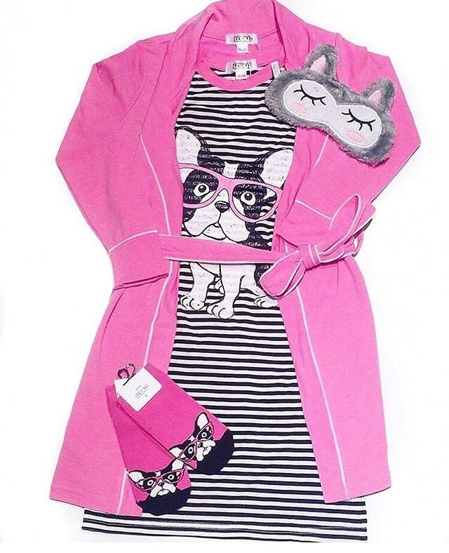 dog pyjama bathrobe