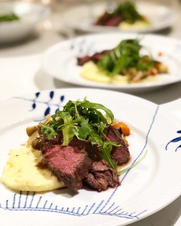 Fullkomin steik - Sous Vide nautalund með öllu tilheyrandi