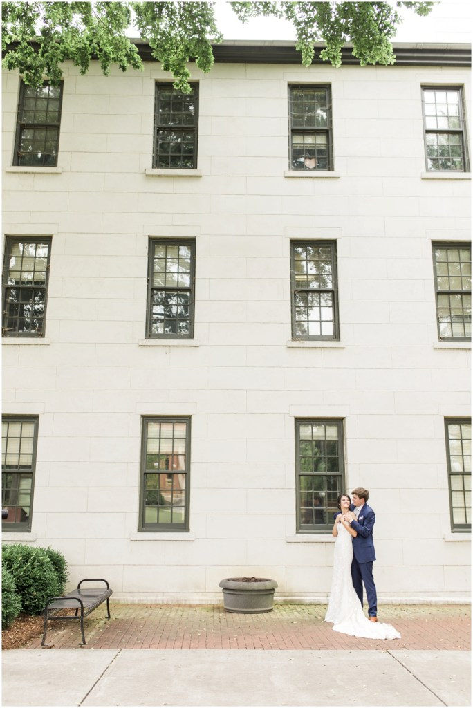 Thompson House Wedding