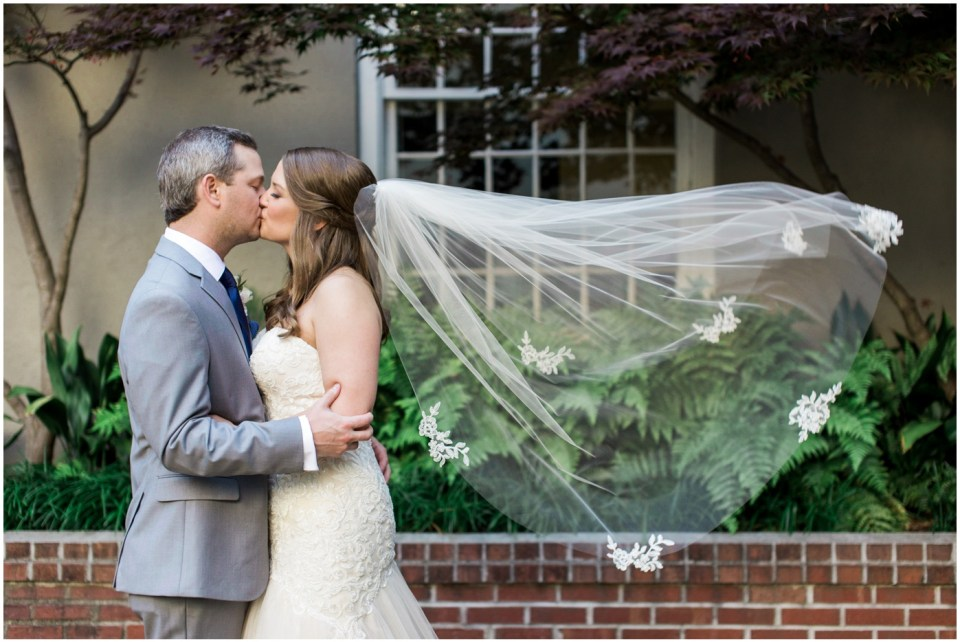 Downtown Athens Wedding