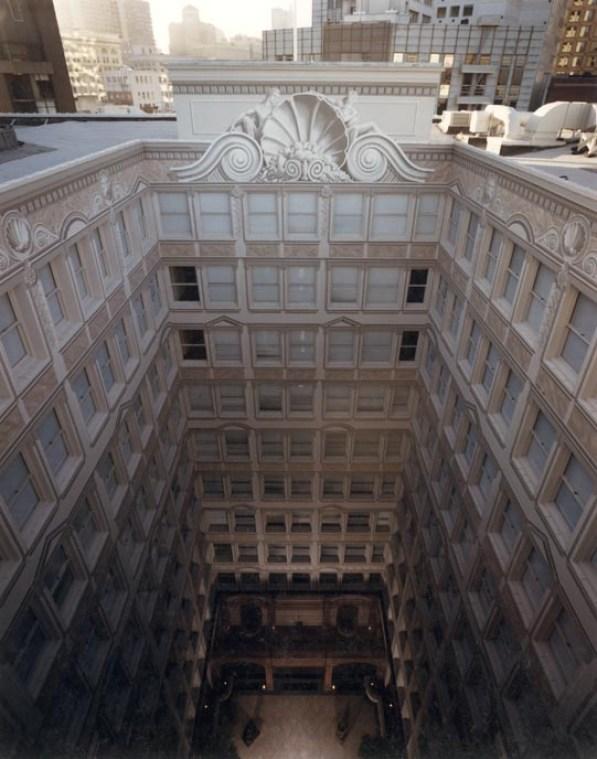 Evans & Brown Murals   Monadnock Building