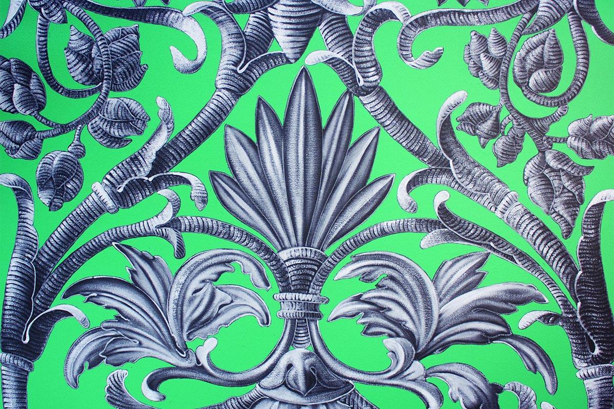 Mantegna | Evans & Brown for Koroseal
