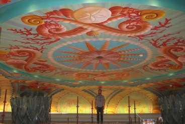 Atlantis, The Palm | Evans & Brown mural art