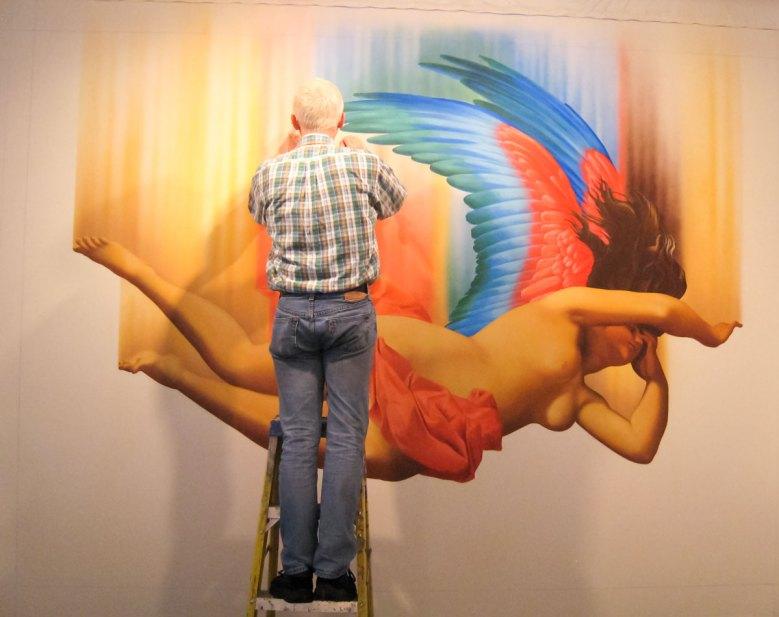Evans & Brown Murals | Wynn Resorts