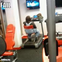 Workout Fail