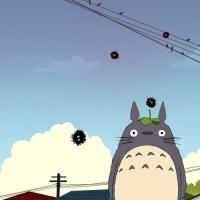 Miyazaki- My Neighbor Totoro: Cat Bus Stop