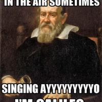 AYYYO, I'm Galileo