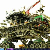 Epic Lego Creation