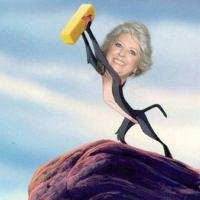 Paula Deen on butter