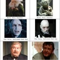 Harry Potter vs. Star Wars