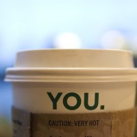 Starbucks thinks that you're hot