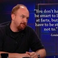 Louis C.K. on farts