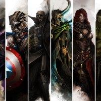 Avengers - Fantasy edition