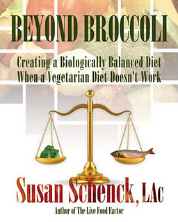 When Eating a Vegetariain Diet Is Not Enough, Go Beyond Broccoli