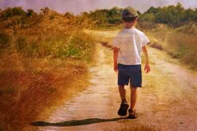 walking-alone