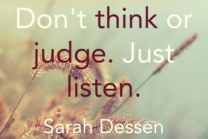 Are You Guilty of Passing Judgement? | Diet and Nutrition