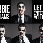 robbie williams let me entertain you tour Romania