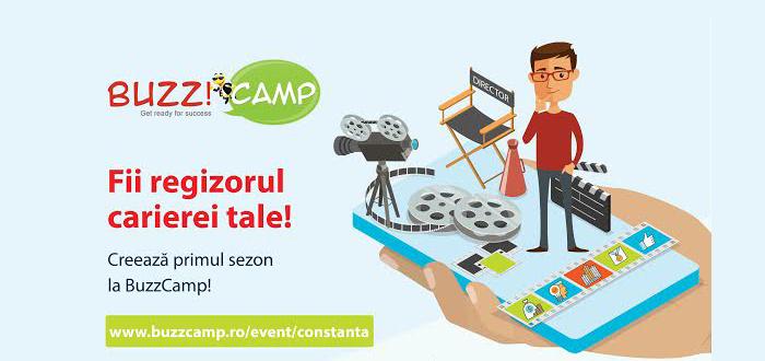 BuzzCamp revine la Constanta! Cel mai prestigios eveniment de indrumare pentru studenti