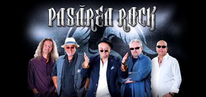 Concert PASĂREA ROCK, la club Phoenix