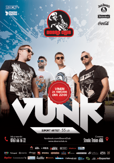 vunk doors club