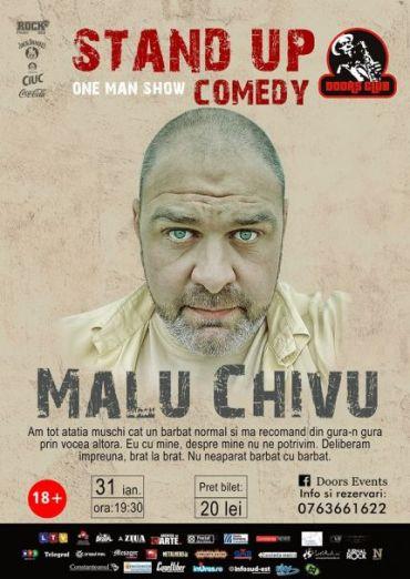 Malu Chivu standup