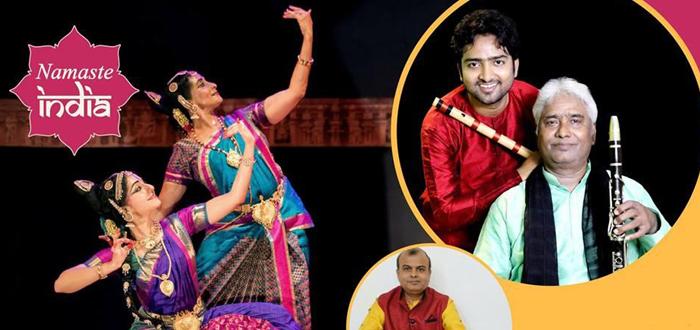 """Namaste India"", un super-spectacol de muzică și dans, la TNOB Oleg Danovski"