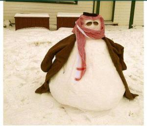 Snowhere to hide