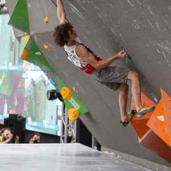 2014 IFSC Climbing World Championships Bouldering – Day 3 – Womens Semi-Finals