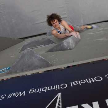 2014 IFSC Climbing World Championships Bouldering – Day 3 –Semi-Finals