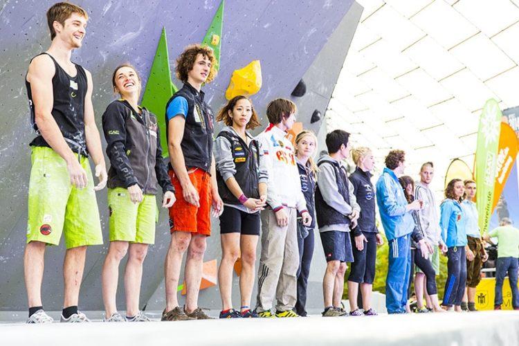 Ondra Bouldering World Champs 2014
