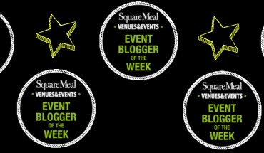 Event Blogger of the Week Header
