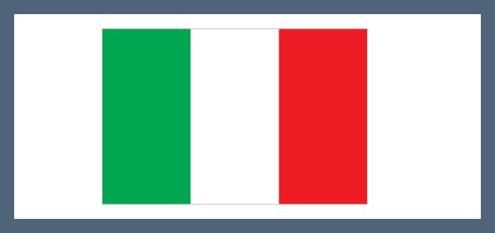 UIBS flag Italy