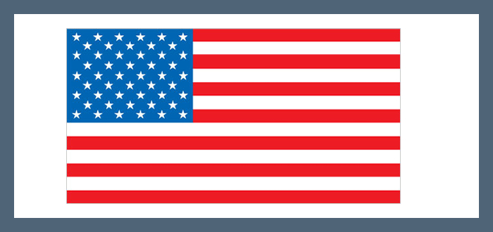 UIBS flag USA