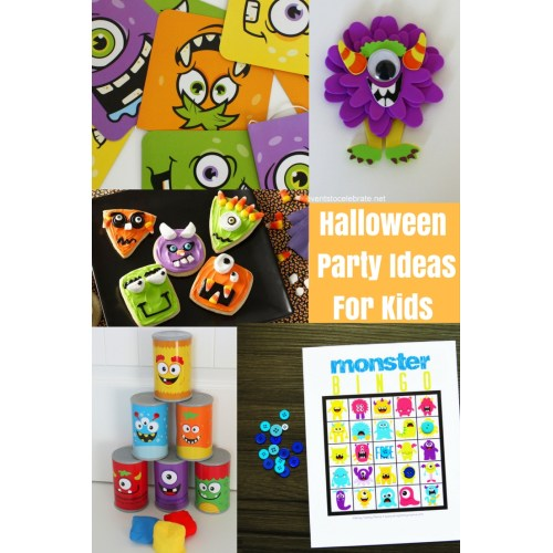 Medium Crop Of Halloween Party Ideas For Kids