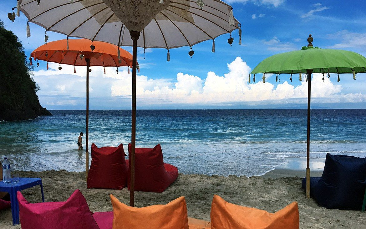 Virgin Beach, Bali