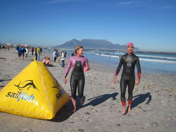 Womans Day Swim