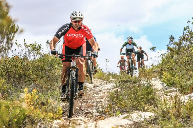 The event's mix of singletrack, 4x4 trails and gravel roads provide a scenic and varied riding experience. Photo by Oakpics.com. The event's mix of singletrack, 4x4 trails and gravel roads provide a scenic and varied riding experience. Photo by Oakpics.com.