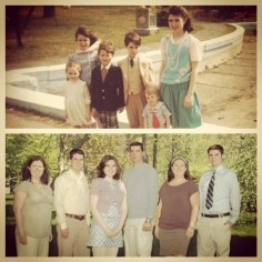 Gownley Family 1985 & 2007