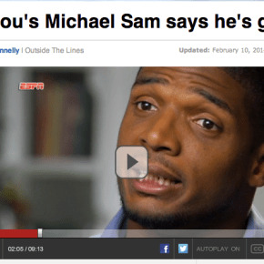 "Michael Sam brings out best of NFL: ""You have to be empathetic"""