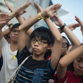 How Hong Kong Teens are Teaching Us to Change the World