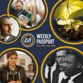Weekly Passport: Wasteful Donations, Radical Changes & Heroes are Human