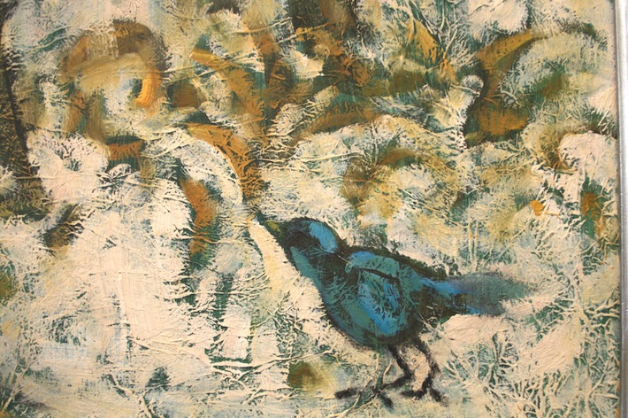 """""""Have You Ever"""" detail, bird"""