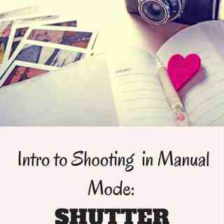 shutter speed is one of the most important parts of the exposure triangle. Understanding it can lead to sharp photos every time. Learn more about shooting in manual and shutter speed in this series.