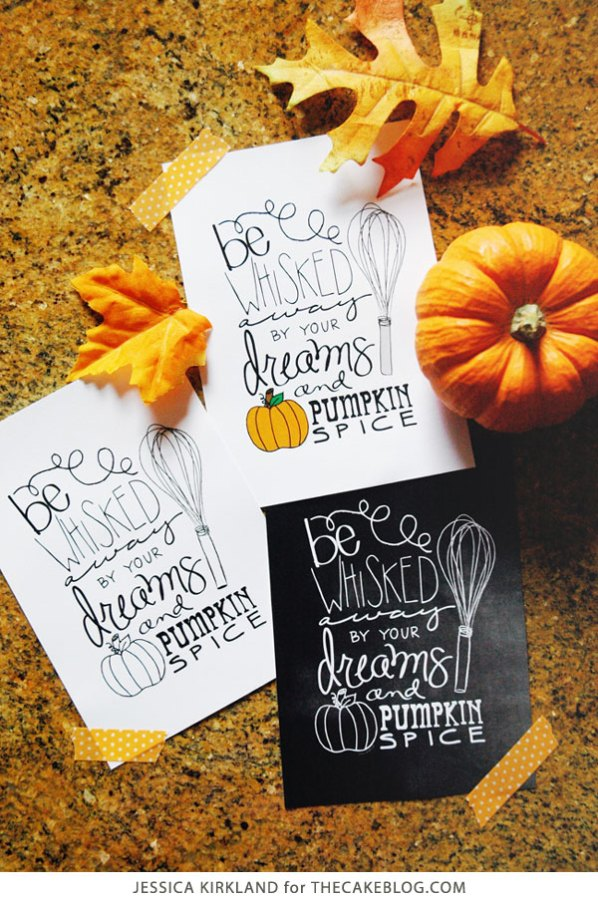 20 Fall Printables | The Everyday Home | www.everydayhomeblog.com