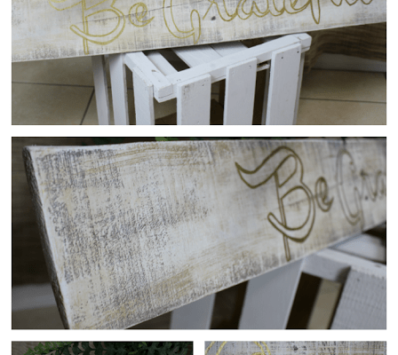 How to Make a DIY Rustic Sign