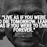 33 Inspirational Gandhi Quotes on Love, Purpose and Peace!