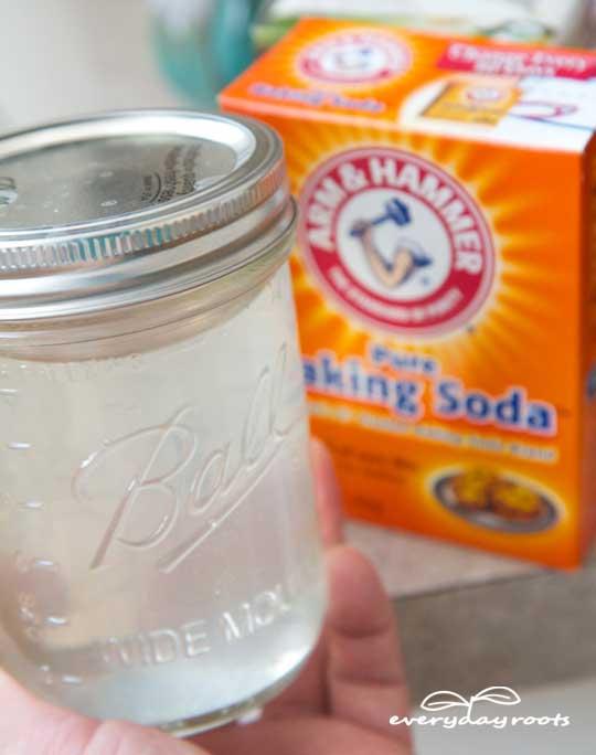 baking soda drink