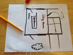 Fire Escape Plan :: Everyday Small Things